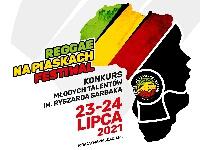 Festiwal Reggae na Piaskach i Konkurs Młodych Talentów im. R. Sarbaka   23, 24 LIPCA 2021